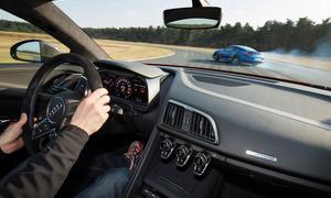 Vergleichstest: Audi R8 V10 plus vs. Porsche 911 Turbo