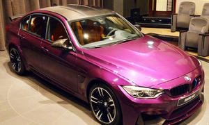 BMW M3 von Abu Dhabi Motors