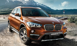 BMW X1 Langversion (2016)