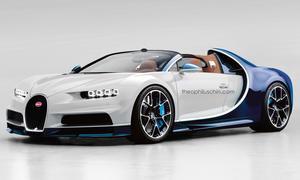 Bugatti Chiron Grand Sport (2018)