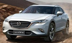 Mazda CX-4 (2016)