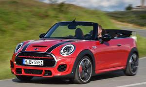 Neues Mini John Cooper Works Cabrio (2016)