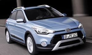 Neuer Hyundai i20 Active: Fahrvorstellung
