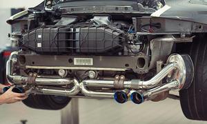 Porsche 991 Carrera GTS: Sportauspuff von Armytrix