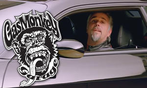 Richard Rawlings (Gas Monkeys) wirbt für Dodge: Video