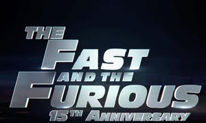 "15 Jahre ""The Fast and the Furious"""