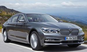BMW 750d (2016) mit Quadturbo-Diesel