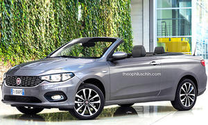 Fiat Tipo Cabrio (Illustration)