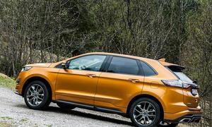 Der neue Ford Edge kommt