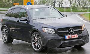 Mercedes-AMG GLC 63 (2016)