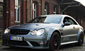 Mercedes CLK 63 AMG Black Series von GAD Motors