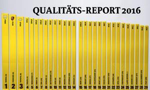 Qualitäts-Report 2016