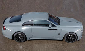 Rolls-Royce Wraith: Tuning von Spofec