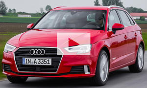 Audi A3 Facelift (2016): Video