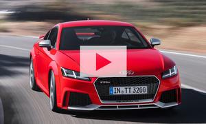 Audi TT RS (2016): Video