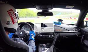 BMW M4 GTS: Video