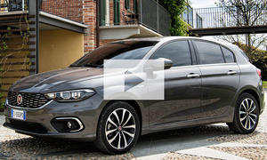 Fiat Tipo (2016): Video