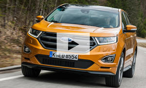 Ford Edge (2016): Video