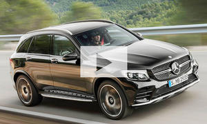 Mercedes-AMG GLC 43 (2016): Video