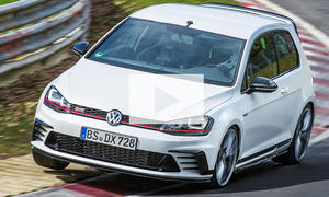 VW Golf GTI Clubsport S: Video (Update!)