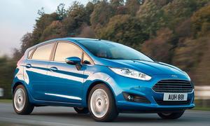 Top-20 Neuzulassungen: Ford Fiesta
