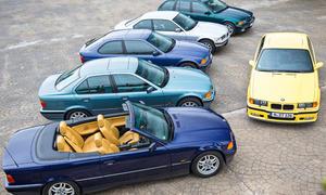 BMW 3er: Classic Cars