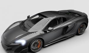 McLaren MSO 675LT Carbon Series