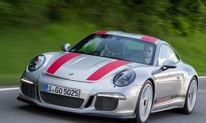 Neuer Porsche 911R