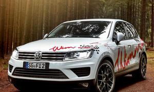 VW Touareg von Wimmer Rennsporttechnik