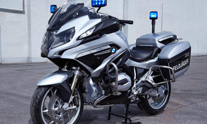 BMW-Spezialbikes für die Polizei