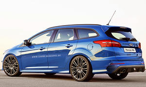 Ford Focus RS Turnier (Illustration)