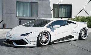 Lamborghini Huracán: Tuning von Liberty Walk