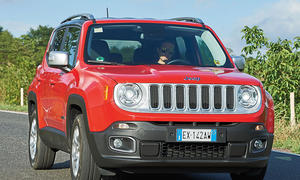 Jeep Renegade: Ab 19.900 Euro