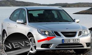 Keine NEVS--Elektroautos mit Namen Saab