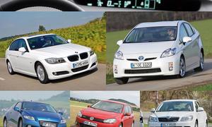 Gebrauchtwagen-Ratgeber Spritsparer
