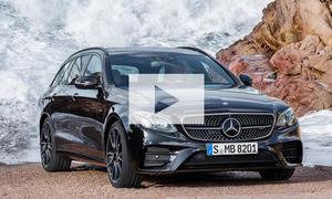 Mercedes-AMG E 43 T-Modell (2016): Video