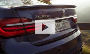 BMW Alpina B7 Biturbo (2016): Video