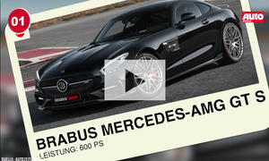 Die  fettesten Brabus-Umbauten: Video