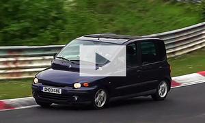 Nürburgring: Kuriose Autos (Video)