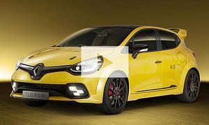 Renault Clio R.S.16 (2016): Video