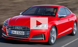 Audi A5 (2016): Video