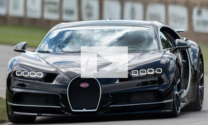 Bugatti Chiron (2016): Video