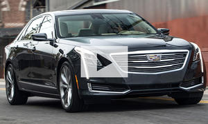 Cadillac CT6 (2016): Video