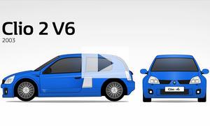 Renault-Clio-Geschichte: Video