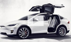 Tesla Model X (2016): Video
