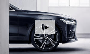 Volvo V90/S90 R-Design: Video