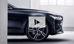 Volvo V90/S90 R-Design: Video