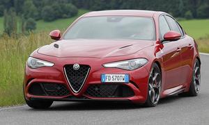 Alfa Romeo Giulia QV/BMW M3 Competition: Vergleich