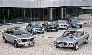 Baureihe BMW 02 Vergleichstest