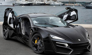 Supersportler, die keiner kennt: Fenyr Supersport